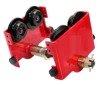 Wózek przejezdny do wciągnika (udźwig: 2,0 T, szerokość belki jezdnej: 88-200 mm) 03076120