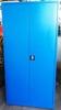 DOSTAWA GRATIS! 77170727 Szafa biurowa, 2 drzwi, 4 półki regulowane (wymiary: 1950x1100x500 mm)